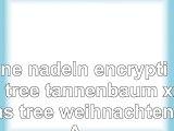 Pine nadeln encryption tree tannenbaum xmas tree weihnachtenA