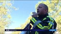 Caserne de pompiers à vendre : une petite annonce, signale d'alarme des pompiers nîmois