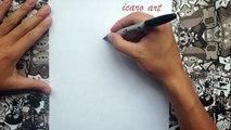 Como dibujar a toy freddy de five nights at freddys | how to draw toy freddy