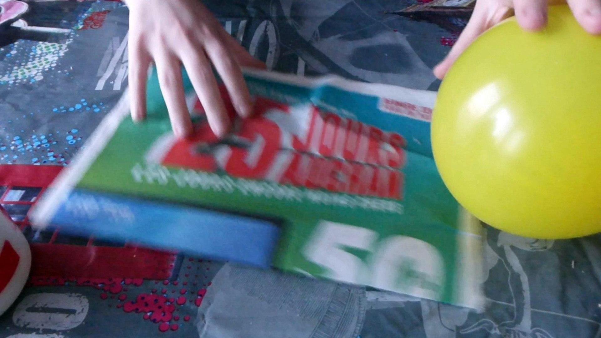 Comment Faire Des Boules En Papier tutoriel : boules en papier mâché
