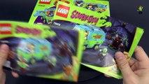 Музей ЛЕГО LEGO обзор Скуби Ду 75902 THE MYSTERY MACHINE