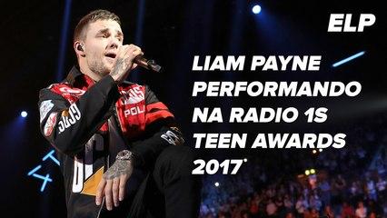 Liam Payne - Get Low at Radio 1s Teen Awards 2017 | Legendado