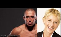 Georges St-Pierre vs Ellen DeGeneres Who is younger and richer?
