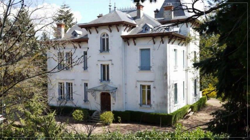 A vendre - Maison bourgeoise - Tarare (69170) - 10 pièces - 350m²