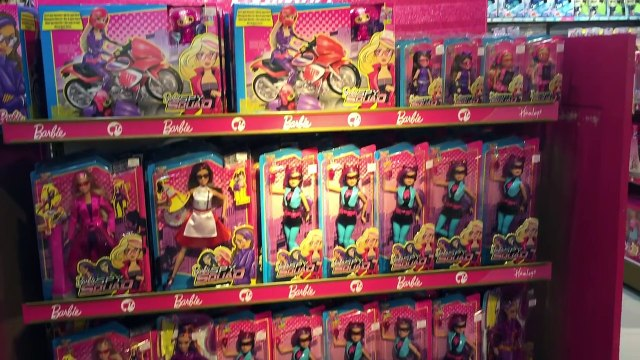 Giant Hamleys Toy Hunt American Girl Candy Haribo Playmobil Peppa Pig Barbie TMNT Chupa Chups And Me