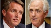 Deux sénateurs républicains mènent une fronde contre Donald Trump