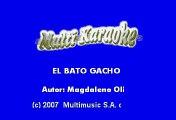 El bato gacho - Graciela Beltran (Karaoke)