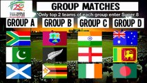 (Cricket Game) ICC T20 World Cup new - South Africa v Scotland Group A Match 9