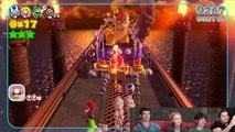 Lets ALL Play Mario 3D World - Bowser Boss Battle