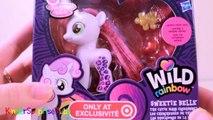 Обзор Май Литл Пони Искатели Свити Бэлль Скуталу Эппл Блум MLP My Little Pony Wild Rainbow