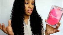 TANGLE TEEZER Vs. NO TANGLES Brush REVIEW On Wet Thick Curly Hair ~