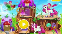 Fun Animals Care - Makeover Learn Colors Kids Games Bath Time Dress Up - Fairy World Gameplay