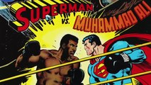 NECA Superman vs Muhammad Ali 7 Action Action Figure Set Review