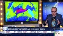 Anthony Morel: Des baskets fabriqués au four à micro-ondes - 25/10
