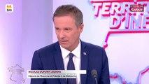 invité : Nicolas Dupont-Aignan - Territoires d'infos (25/10/2017)
