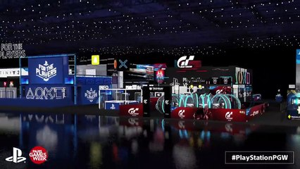 PGW 2017 - Stand PlayStation