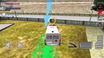 ambulans araba oyunu ambulans ile park etme ve hasta taşıma