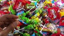 A lot of Lollipops Candy Lollipops Surprise Eggs Learn Colors with New Lollipops