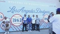 Dodgers vencen a los Astros en el primer encuentro de la Serie Mundial