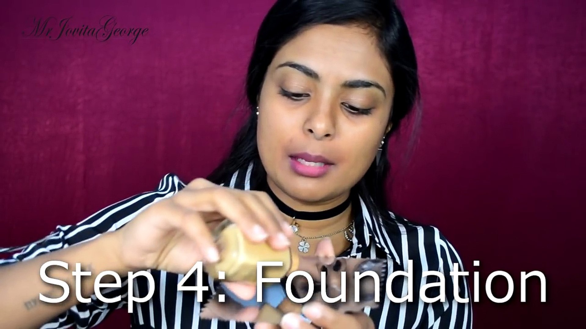 How To Apply Foundation To Cover Hyperpigmentation, Dark Spots For Flawless Even Skintone