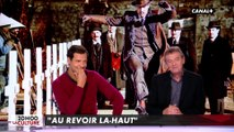 """Laurent Lafitte et Pierre Lemaître évoquent """"Au revoir là-haut"""" dans l'Info du Vrai sur CANAL+"""