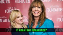 Is Anna Faris Unqualified?