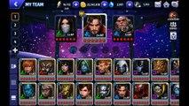 [Marvel Future Fight] Combat Villain Extreme Alliance Battle