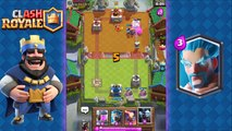 Clash Royale - Amazing Ice Wizard Deck and Strategy with Hog Rider for Arena 6, 7, 8
