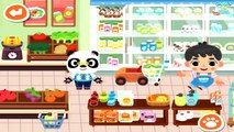 Dr Panda Town: Supermarket Grocery Shopping Childrens Games - Best Fun Apps For Kids