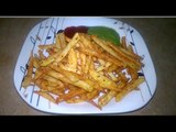Kurkure Potato Sticks | Potato sticks recipe | French-fried potatoes