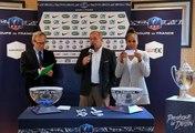 Mercredi 25, Coupe de France : tirage du 7e tour pour les clubs d'Outre-Mer, replay