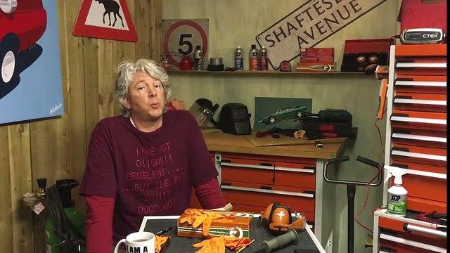 """Edd China, Mechanic from TV Show """"Wheeler Dealer"""" Tells It Like It Is . Warning *Gear Head Vid*"""