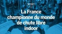 La France remporte les championnats du monde de chute libre