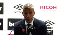 Chris Hughton on Brighton's 3-0 Win at West Ham