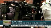 El Salvador: etnias elaboran el Plan Nacional de Pueblos Indígenas