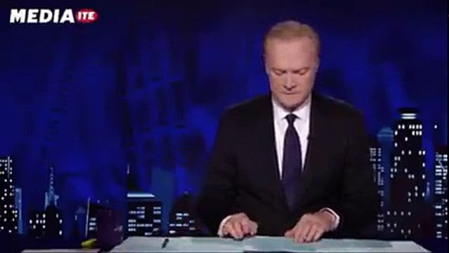 MSNBC - Lawrence O'Donnell Has Meltdown During Live Show Filming