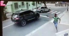 Le gardien de Botafogo victime d'un car-jacking