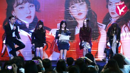 [HALLYU K] Red Velvet - 1st Fansign event in Bangkok