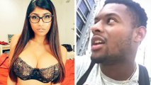 "Porn Star Mia Khalifa Gets CURVED by Steelers Rookie JuJu Smith-Schuster: ""I'm Young, Not Stupid!"""