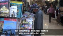 Iraqi Kurds in Arbil react to election delay