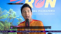 Berawal dari Hobi Olahraga Lari Daniel Mananta Menjadi Icon Lomba Lari