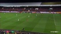 0-2 Moussa Dembélé Goal Scotland  Premiership - 25.10.2017 Aberdeen FC 0-2 Celtic FC