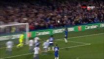 1-0 Antonio Rüdiger Goal England  Football League Cup  Round 4  25.10.2017 Chelsea FC 1-0 Everton FC