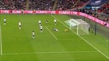 2-2 André Ayew Goal England  Football League Cup  Round 4 - 25.10.2017 Tottenham 2-2 West Ham
