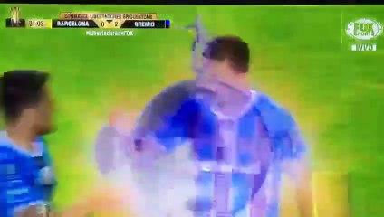 Segundo gol de Gremio Monumental