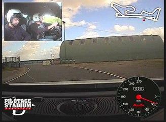 Votre video de stage de pilotage  B061211017PS0013
