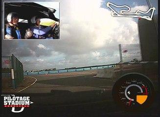 Votre video de stage de pilotage  B061221017PS0025