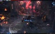Mabinogi Heroes (Vindictus) - Lynn Gameplay (Lv30)