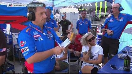 2017 MotoAmerica Honda Championship of Alabama Superbike Race 1
