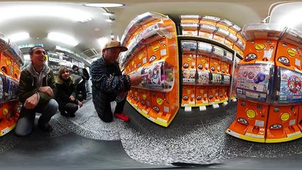 Gachapon Capsule Toy Experience: Akihabara 360 ★ ONLY in JAPAN